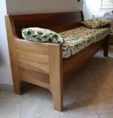 Panche e divani in legno - F.LLI LUSARDI di FERDINANDO snc